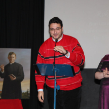 5. Književni Kranjčić - Šovagović, govor
